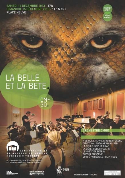 © Conservatoire de Musique de Genève