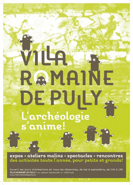 © Villa romaine, Pully