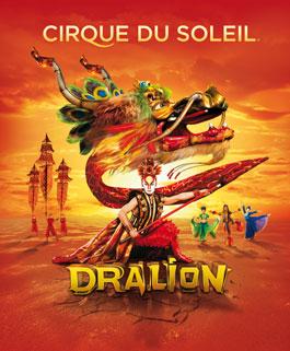 © Cirque du Soleil Dralion