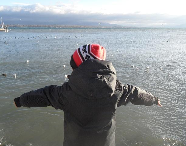 The Reima Brody R-tec+ Jacket - photo © genevafamilydiaries.net