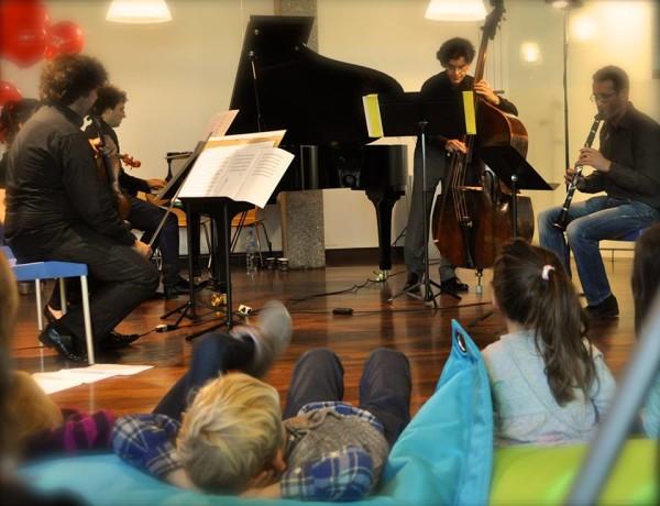 Concerts en famille © Geneva Camerata