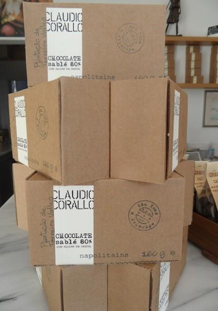 80% chocolate sablé - photo © genevafamilydiaries.net