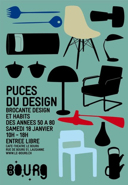 ©  Puces du design