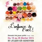 © Festival l'Enfance de l'Art 2014