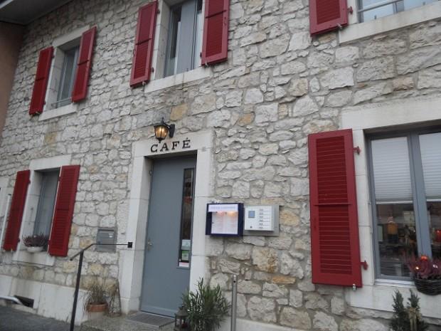 Au Boeuf Rouge, Crassier - photo © genevafamilydiaries.net