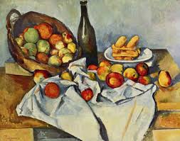 """Paul Cézanne: The Basket of Apples"". The Art Institute of Chicago - Image used under the Creative Commons License."