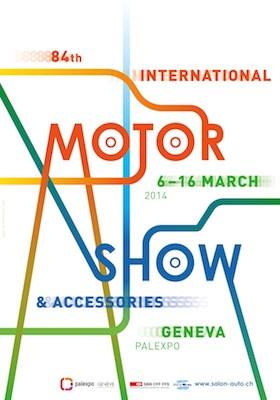 © 2014 International Motorshow Geneva