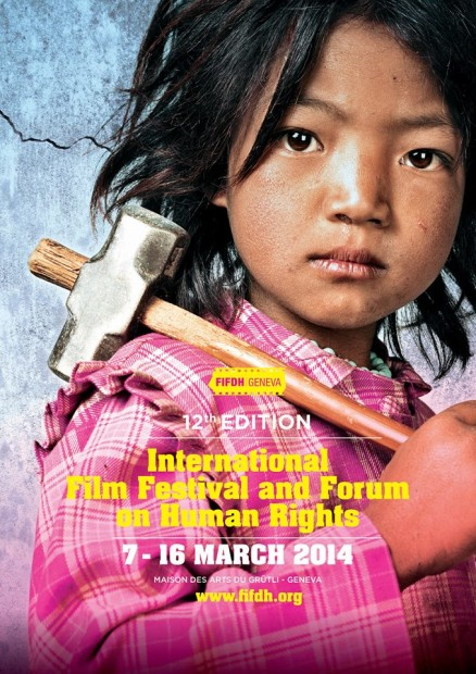 © 2014 The International Film Festival and Forum on Human Rights (FIFDH)