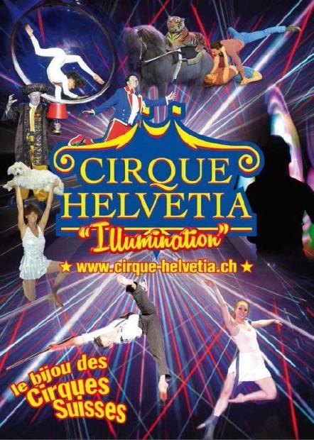 © 2014 Cirque Helvetia