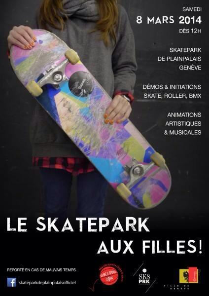 © 2014 Skatepark de Plainpalais - officiel