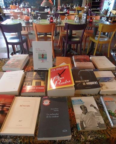 "Librairie-Café ""Les Recyclables"", Geneva. Photo © genevafamilydiaries.net"