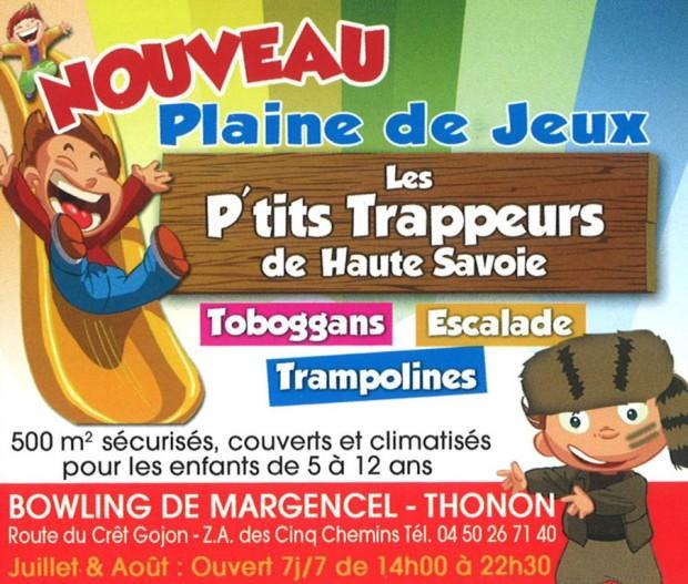 © Les P'tits Trappeurs de Haute-Savoie, Thonon-les-Bains (France)