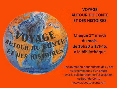 © Au Bout du Conte at La Julienne