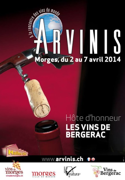 © Arvinis International Wine Fair, Morges (VD)