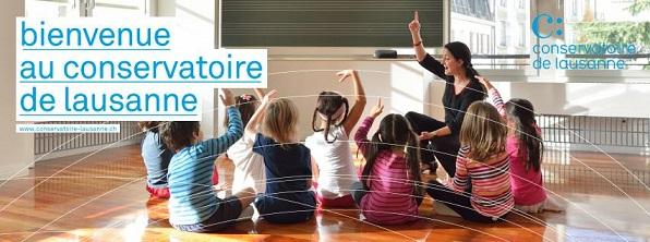 © Conservatoire de Lausanne