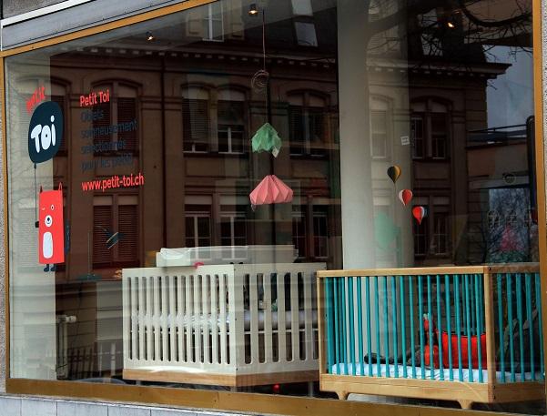 © 2014 Petit-toi store in Lausanne.
