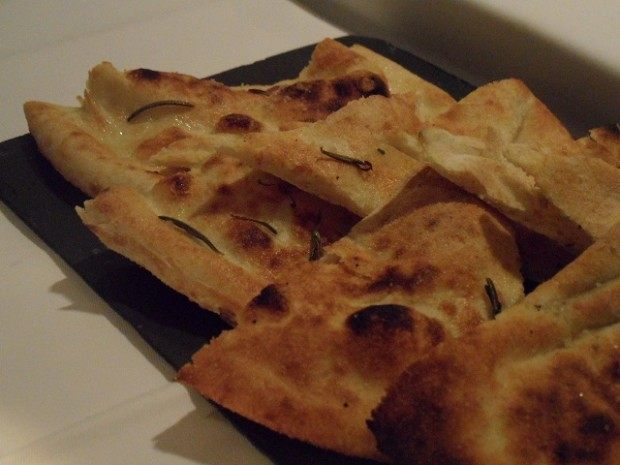 Oven-baked rosemary focaccia - Photo © genevafamilydiaries.net