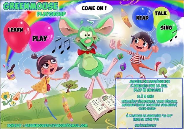 © Greenmouse playgroup, Geneva