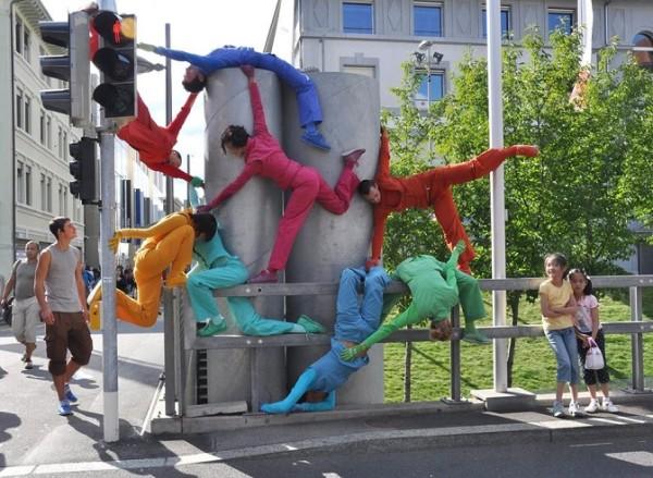 """Da Motus! """"... con tatto"""" © Fête de la Danse, Geneva"""