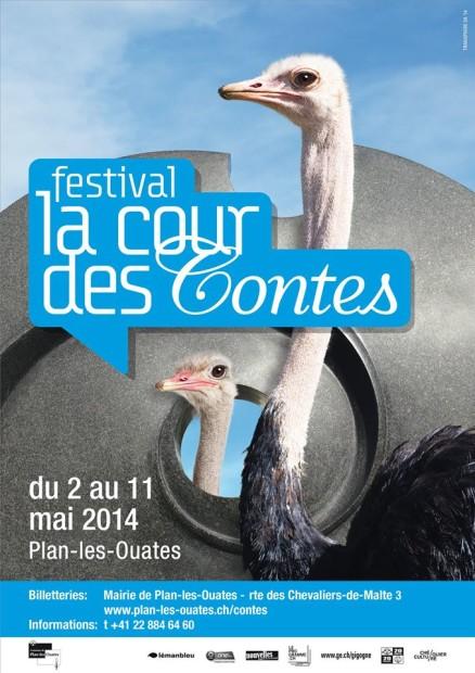 © 2014 Festival La Cour des Contes, Plan-les-Ouates