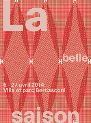 La Belle Saison © Villa Bernasconi, Lancy