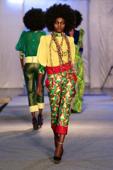 © Africa Fashion Show Geneva