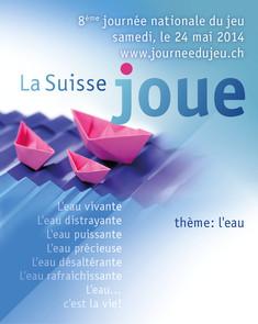 © 2014 Journée nationale du jeu des ludothèques suisses