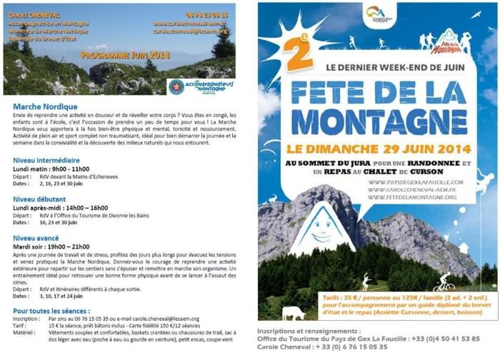 © Fête de la Montagne