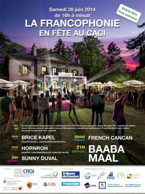 © 2014 Centre d'accueil - Genève Internationale