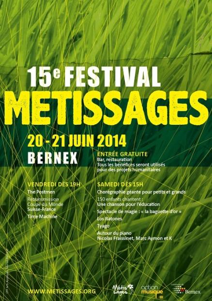 © Festival Métissages, Bernex