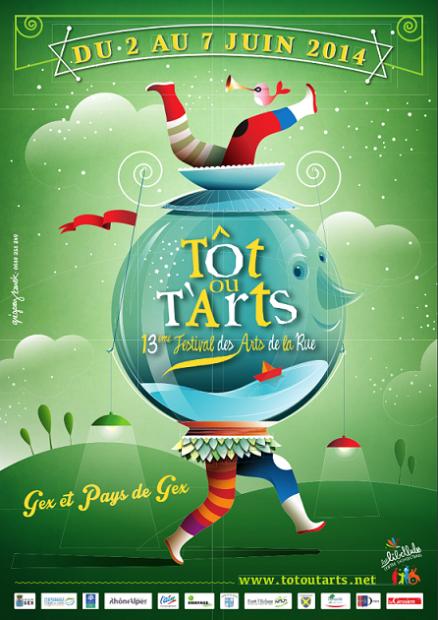 © Festival Tôt ou t'Arts, Pays de Gex (France)