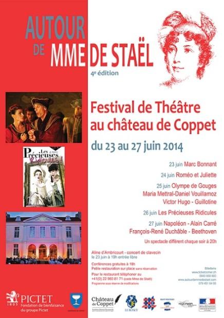 © Autour de Mme de Staël, Coppet