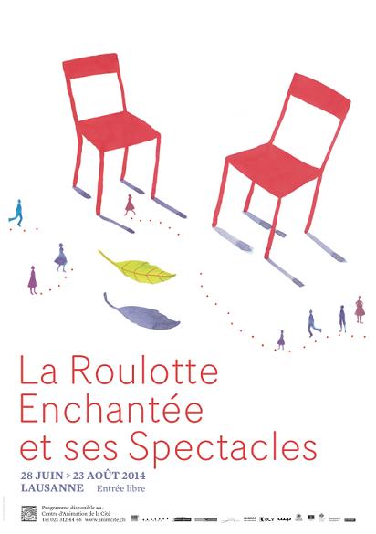 © La Roulotte enchantée, Lausanne