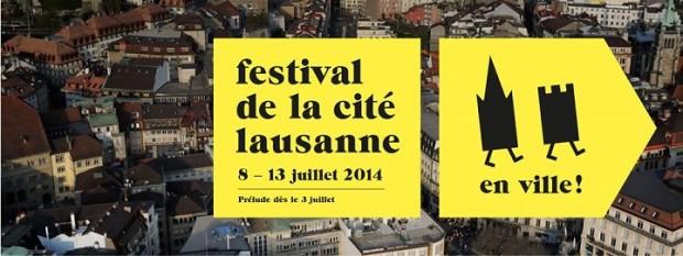 © 2014 Festival de la Cité, Lausanne