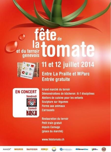 © 2014 Fête de la tomate, Carouge