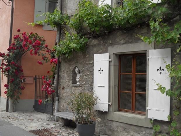 Saint-Prex (VD). Photo © genevafamilydiaries.net