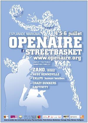 © 2014 OpenAire Festival, Lancy