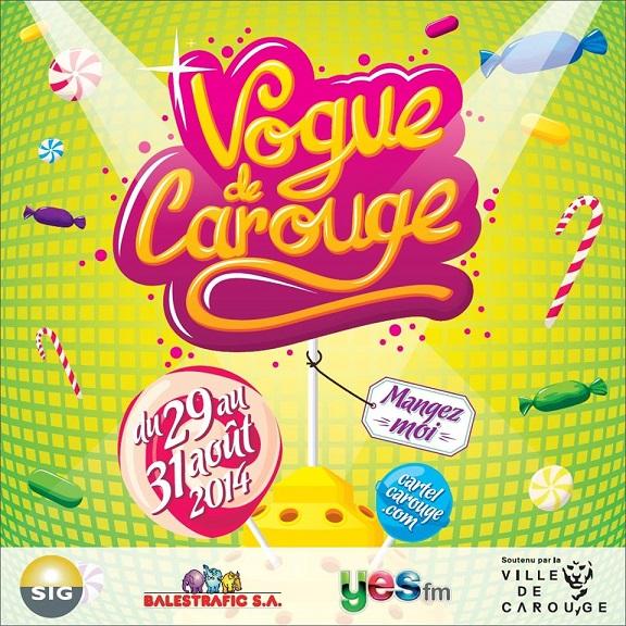 © Vogue de Carouge