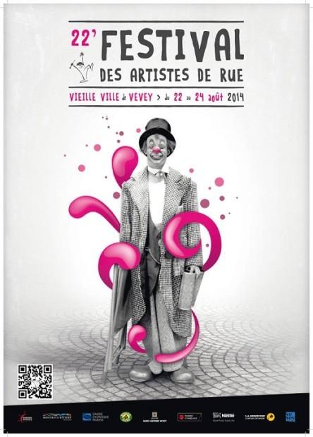 © Festival des artistes de rue, Vevey (VD)