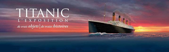 © Titanic - L'Exposition