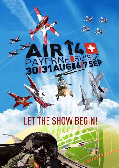 © Forces aériennes suisses