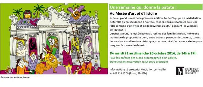© 2014 Musées d'art et d'histoire, Geneva.
