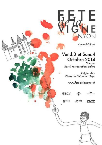© Fête de la vigne, Nyon