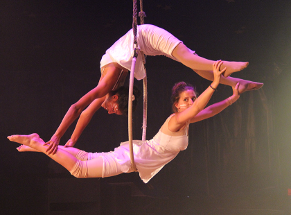 photo © « Une fois, un Cirque… » 2012-2014