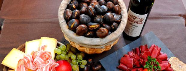 Fête de la Châtaigne © Fully Tourisme