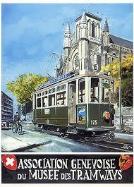 © Association Genevoise du Musée des Tramways
