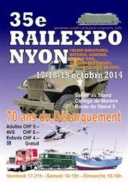 © 2014 Rail Expo, Nyon