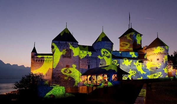© La Nuit de l'épouvante 2014, Château de Chillon
