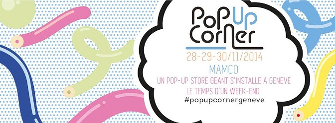 © Pop-up corner, Geneva