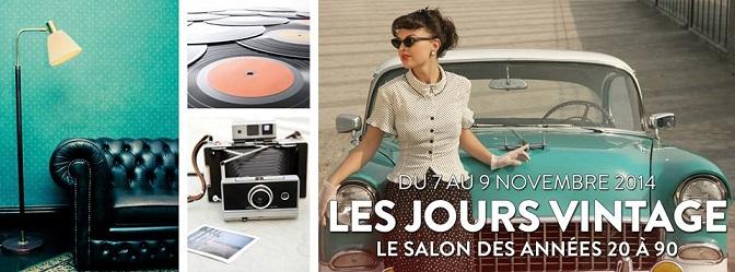 © 2014 Les jours Vintage à Palexpo - Genève